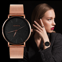 GENEVA Ultra-thin Women's Watch Business Watch