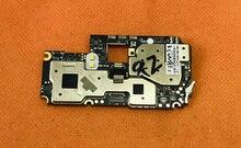 """Usado original mainboard 4g ram + 64g rom placa mãe para ulefone potência 3s mtk6763 octa core 6.0 """"18:9 fhd + frete grátis"""