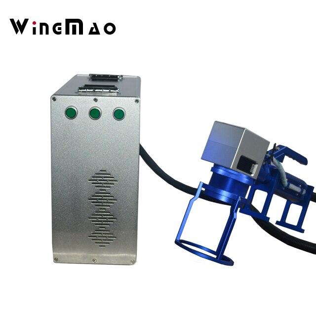 20 Вт лазерной гравировки машина лазерной линии маркера лазерная маркировочная машина для измерения инструмент мотоцикл части