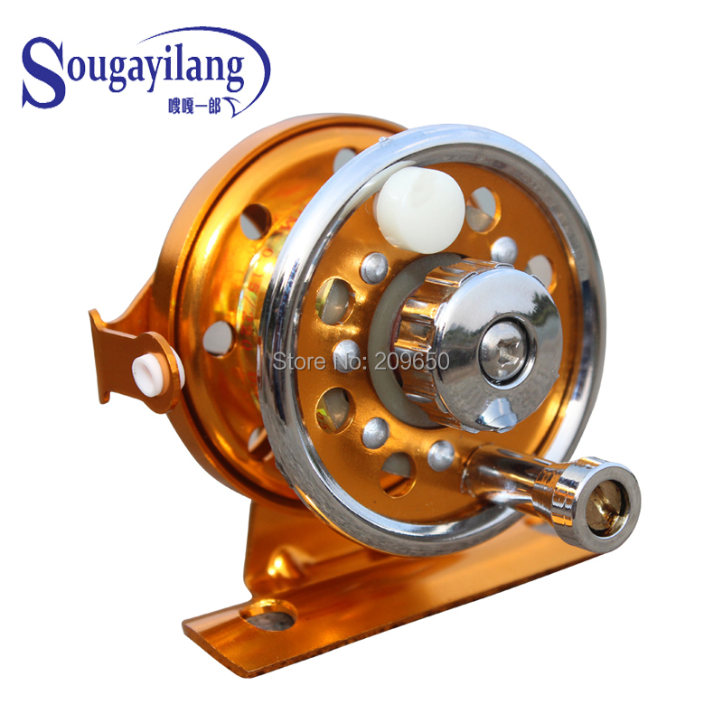 Big discount 3a 1 1 70g metal small ice fishing reel top for Best ice fishing reel