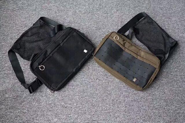 a94e44af9b419 2019 Best Version Hip hop ALYX Belt men women Metal button canvas safety  belt Fashion KANYE WEST Heron Preston belt Four version