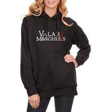 Game of Thrones Hoodies Valar Morghulis Hoodies