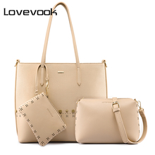 LOVEVOOK handbag women shoulder crossbody bag female messeng