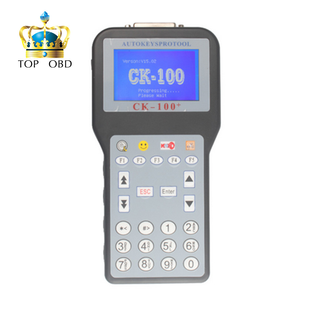 CK-100 Auto Key Programmer V99.99 Newest Generation SBB CK100 Auto Key Programmer V99.99 CK100 With 1024 tokens