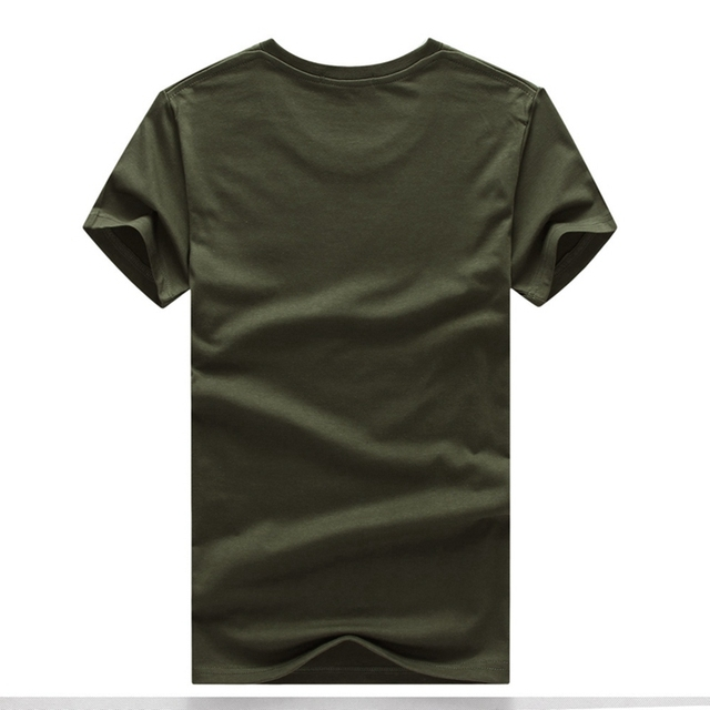 Brand New Cool Print Cotton T-Shirt For Men