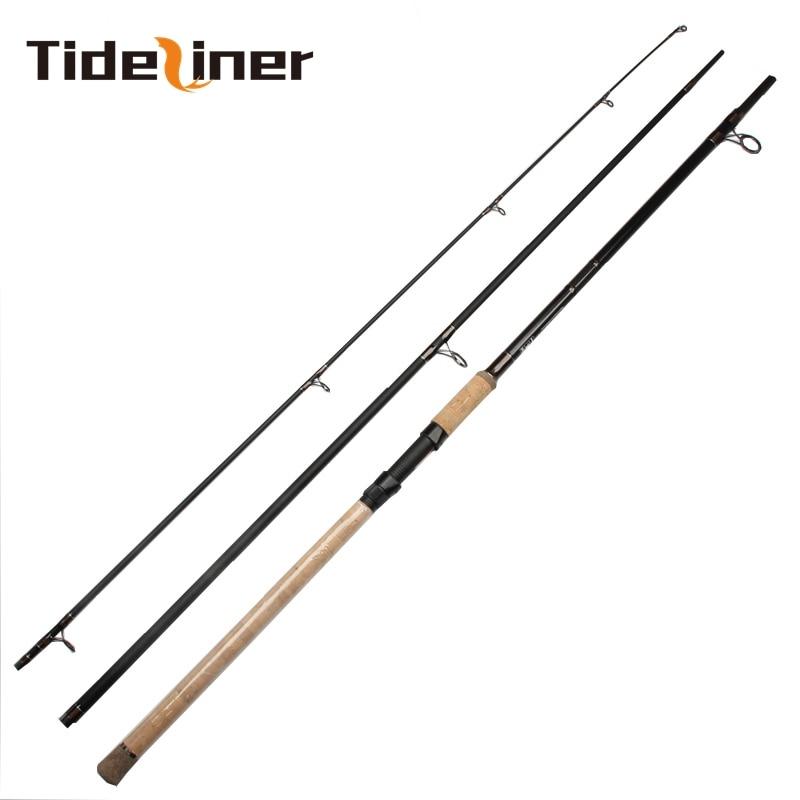 Tideliner 3 6m 3 9m Top quality high carbon fiber European Carp fishing rod freshwater spinning
