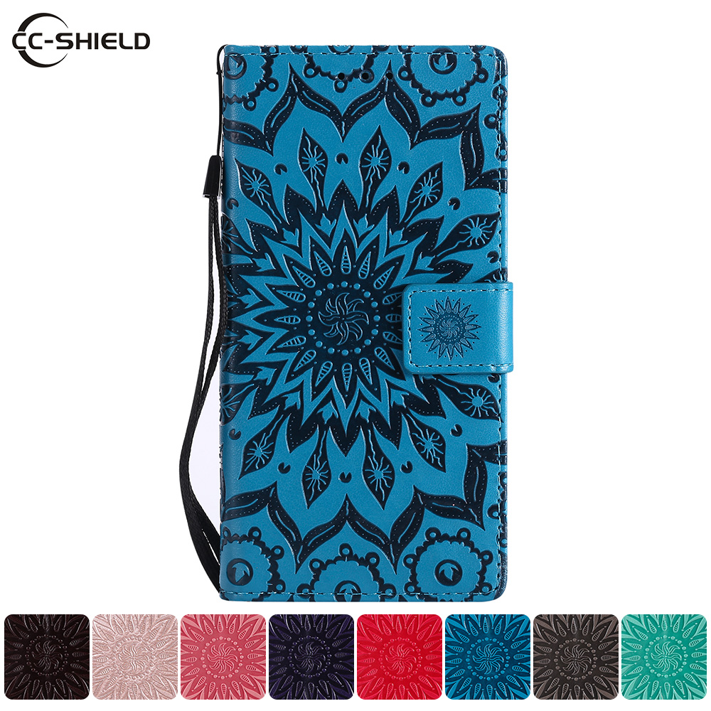 Flip <font><b>Case</b></font> for Motorola <font><b>Moto</b></font> <font><b>E4</b></font> <font><b>XT1761</b></font> XT1762 XT1767 XT1768 XT1760 Leather Cover for <font><b>Moto</b></font> XT 1762 1761 1767 1768 <font><b>Cases</b></font> Bag Funda image