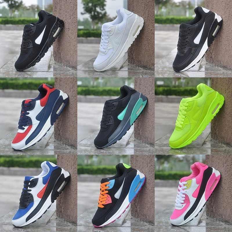 De Couro Original Homens Mulheres Cortez Clássico Outono 87 Trainer Respirável 720 Sapatas Do Esporte Ao Ar Livre 90 45 Hombre Ultra Max Sneaker