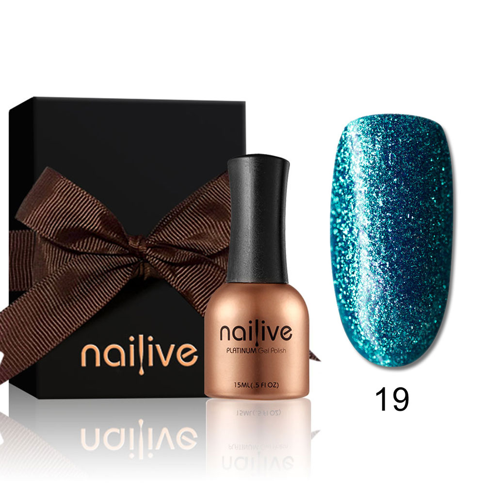 Gelike Gel 15ML Platinum Gel Kit Dip Powder Nail Polish UV LED Gel For Nail Extension Design Nail Art in Nail Gel from Beauty Health