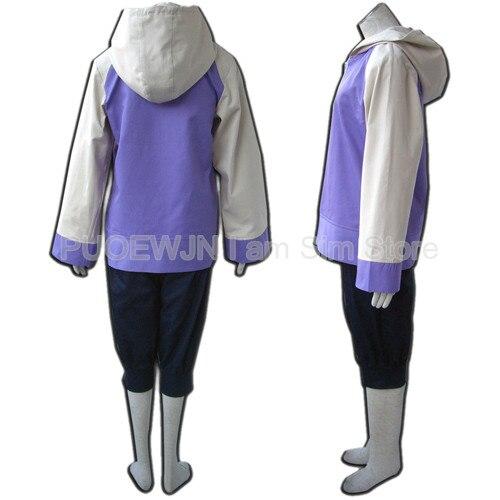 Купить с кэшбэком Naruto Hyuga Hinata Cosplay Costume Naruto set Full Set