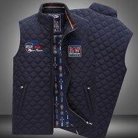 Kenty Sharks 2017 Spring New Plaid Vest Men S Business Collar Vest Men Fashion Comfortable Large