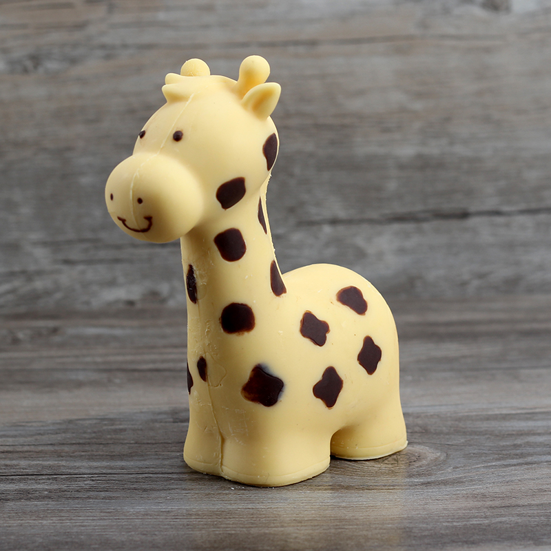 Nicole Soap Silicone Mold Cute Giraffe Craft Resin Clay Chocolate Candy Mould