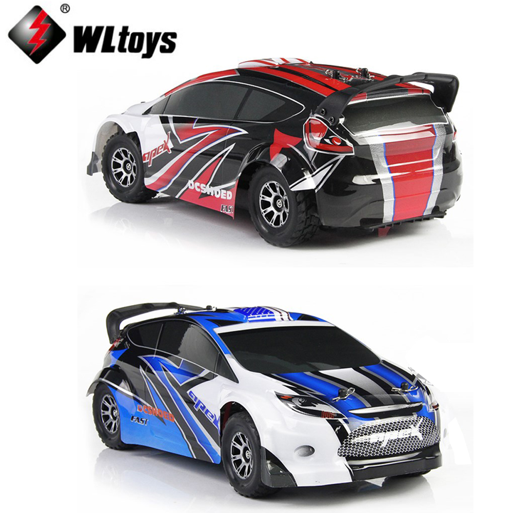 1 set Wltoys A949 1:18 remote control car four-wheel drive high-speed racing drifting rc car toys