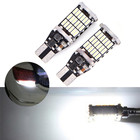1PCS T15 W16W 45 SMD 4014 Error Free LED Car Reverse Back Light Bulbs 6000K White