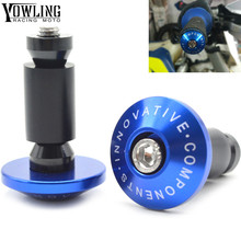 7/822 motorcycle brake cap motocross handle bar grips ends For YAMAHA TRICKER DT TW PW RT 50 80 85 90 100 125 225 230 250 426