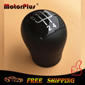 5 Speed Car Gear Shift Knob Head Gear Gaitor Lever Handle For Renault Clio Kangoo 2006 2007 2008 Car Styling Accessories