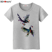 BGtomato New style elegent cats T-shirt 6703