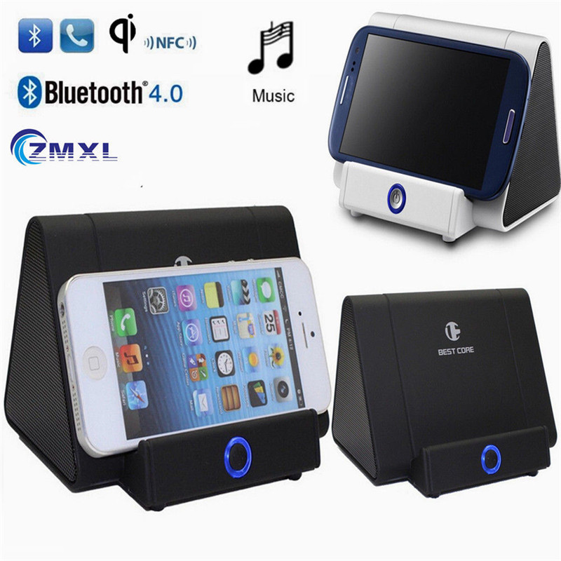 tech technology latest speaker phone mp3 portable music sensing player support auto 3w speakers