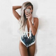 купить Sexy Bikinis Women Swimsuit High Waisted Bathing Suits Swim Halter Push Up Bikini Set padded bra bralette Swimwear по цене 519.39 рублей