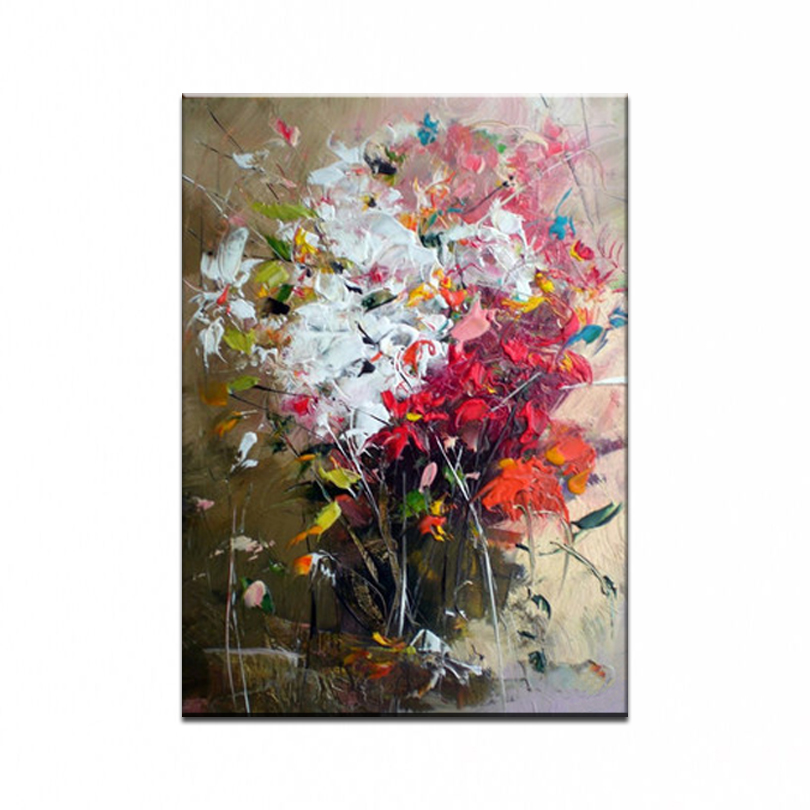 NEW 100% hand-painted canvas oil painting high quality home decor - Home Decor - Photo 4