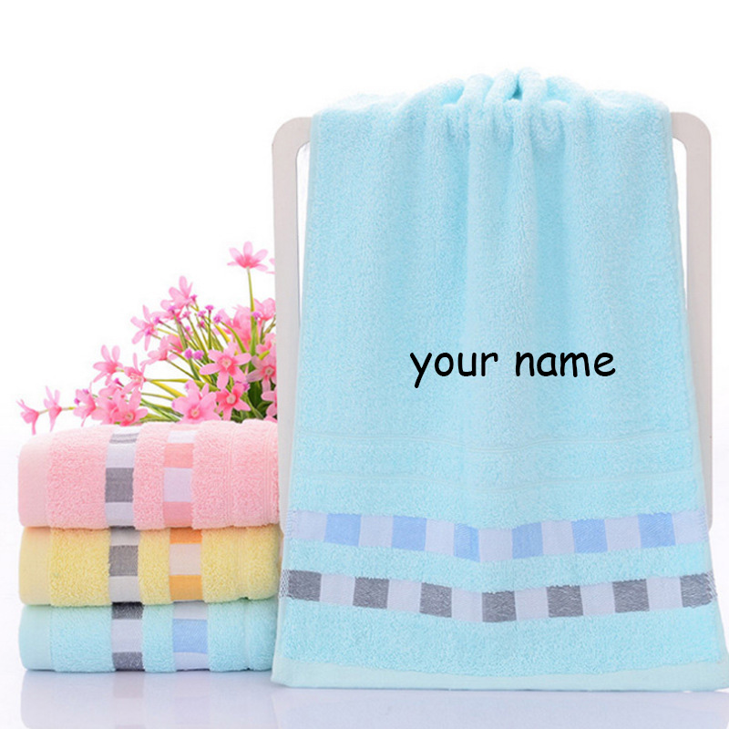 Wholesale New 2018 Personalized Customized Hand Towel 100