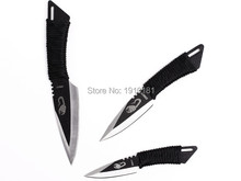 (3pcs in 1Sets) !! Hunting Knives Outdoor camping Survival Knife 440C