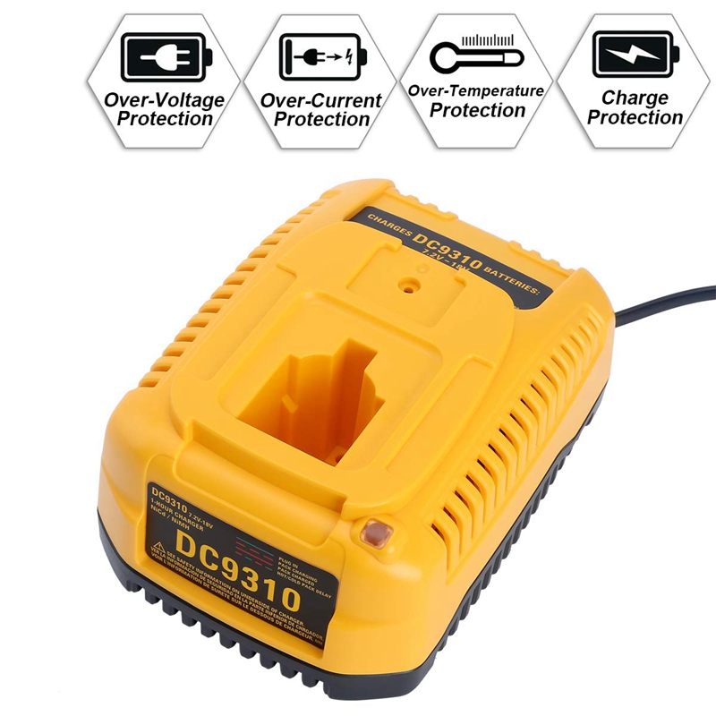 dewalt battery pack 18v dc9098