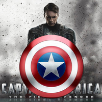 Avengers 4 Captain America Shield 1:1 Full Shield Cosplay Prop Toy Strong Home Art Decoration Halloween Party Metal iron 47CM