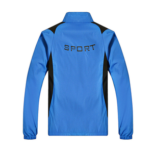 Image 2 - New Mens Set Spring Autumn Man Sportswear Sporting Suit Casual Sweatsuit Males Walking Clothing Tracksuit Set Asia Size L 5XL