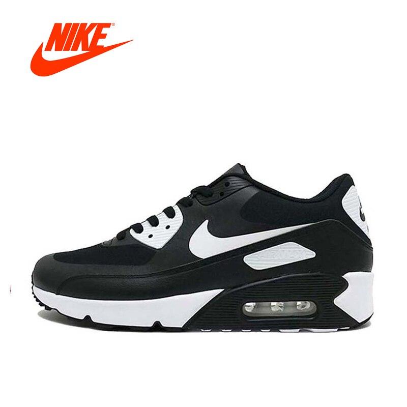 Ufficiale Nuovo Arrivo Originale Nike AIR MAX 90 uomo Runningg Scarpe Traspirante scarpe Da Tennis di Sport Comodo Veloce All'aperto Da Ginnastica