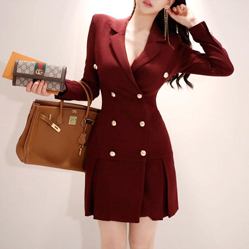 Mode femmes tempérament épais simple chaud mini robe crayon nouveauté tempérament extérieur confortable travail style sexy robe