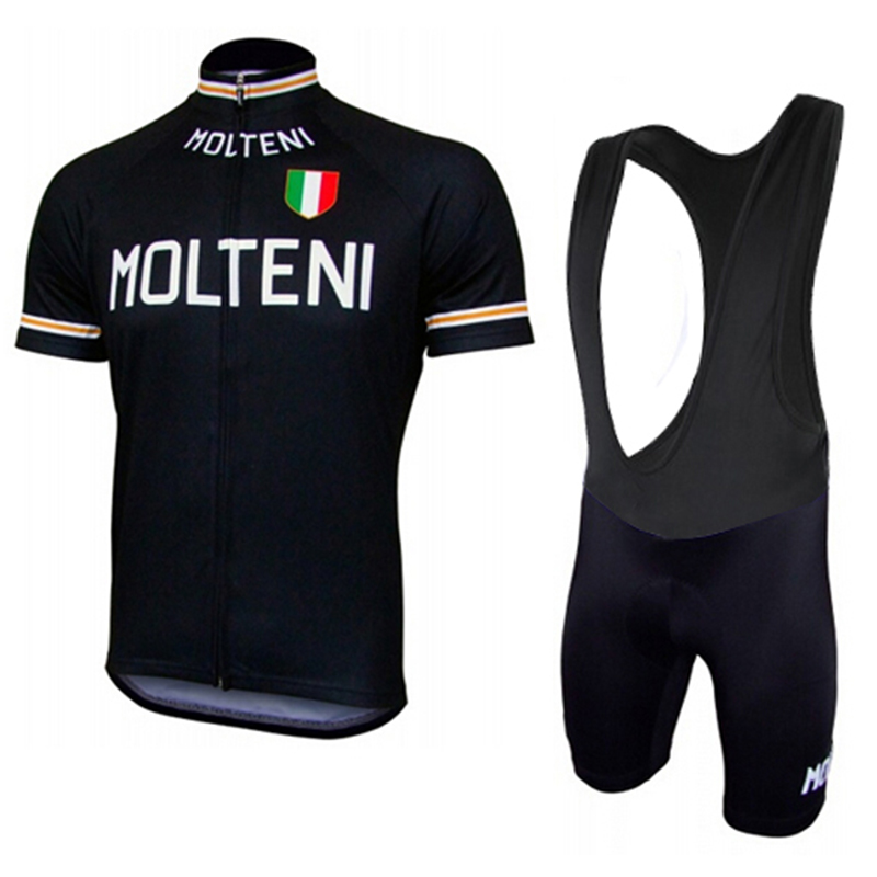 MOLTENI Bike Cycling Clothing/Cycling Jersey Sets With Bib 2016 New Style Bicycle Summer Short Sleeve Outdoor Sportswear santic mens summer short sleeve cycling jersey sets racing sportswear cycling bicycle bike outdoor cycling bike clothing sets