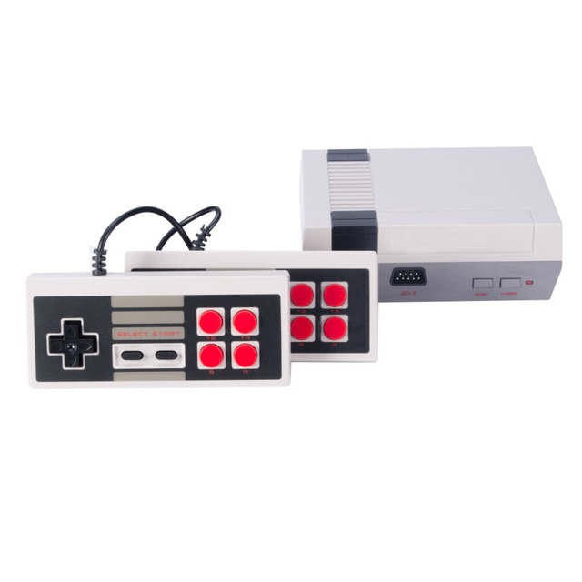 Retro Classic Game console handheld game player Family TV video game console AV/HDMI Out Built-in 8bit 500 Games for Child Gift