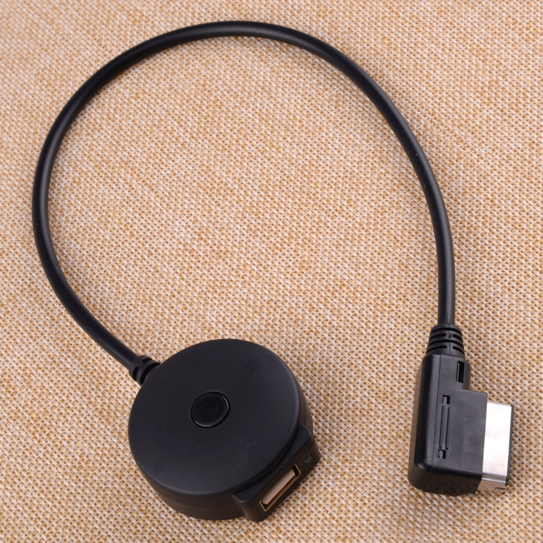 Music Adapter Wireless Bluetooth Interface Fit for Mercedes-Benz MMI AUX Cable