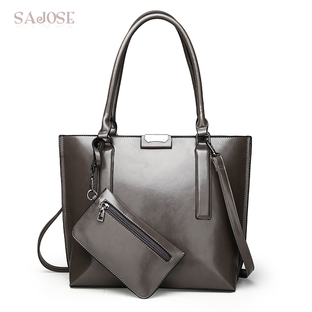 943c21eb2f1 DropShipping Women's Handbags High Quality Lady Big Shoulder Bags Europe  And The United States Simple Designer