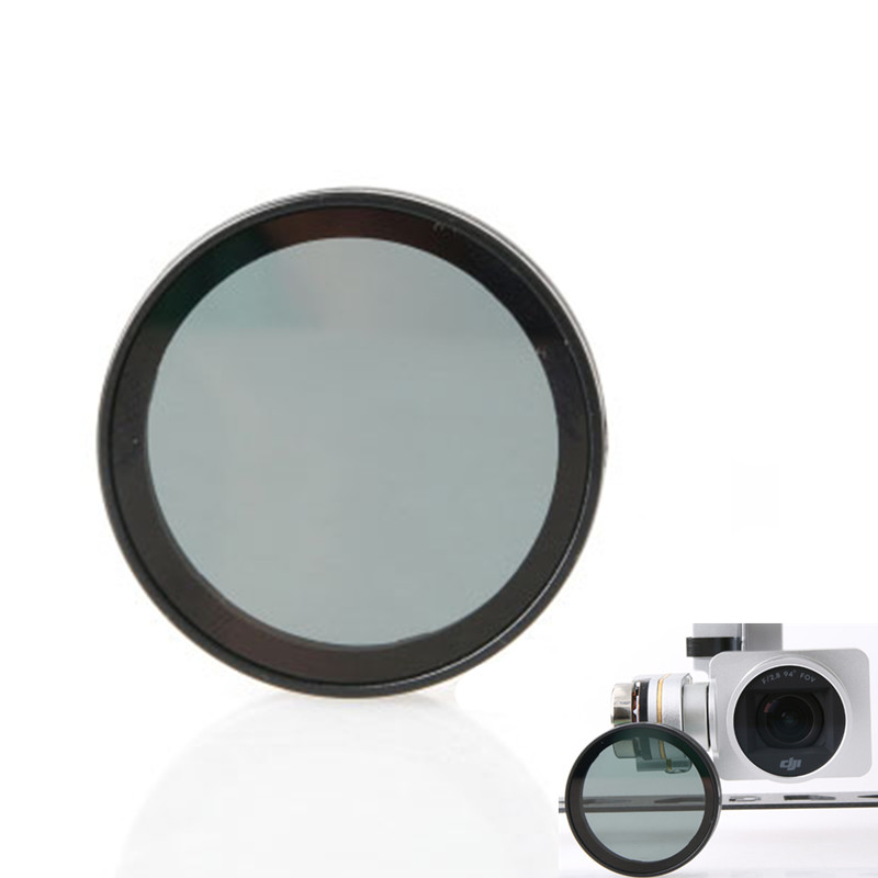 ND Filter For DJI Phantom 3 Accessories ND4 Circular Filter Glasses for Phantom 3 Professional & Advanced & Standard
