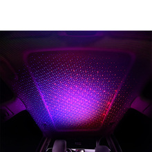 Lsrtw2017 Car Styling Interior Atmosphere Light for Audi A4 Q5 Q3 A3 A6 Accessories