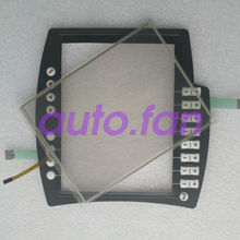 Touch Screen + Membrane Keypad For KUKA smartPAD KRC4 00-168