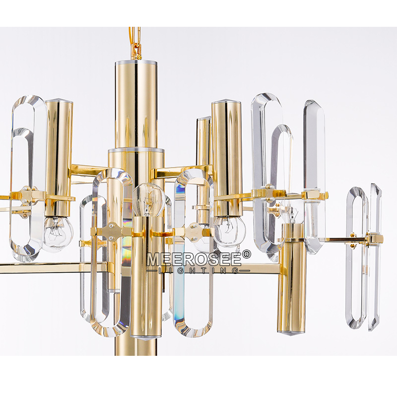 Crystal Chandelier Light (1)