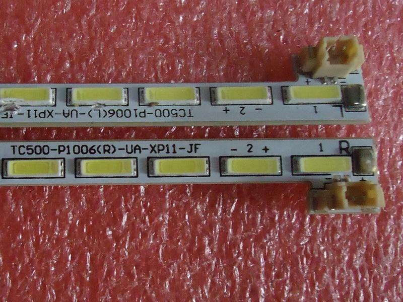 Led Backlight ScreenTC500-P1006(R)-UA-XP11-JF TC500-P1006(L)-UA-XP11-J  1pcs=60led 551mm