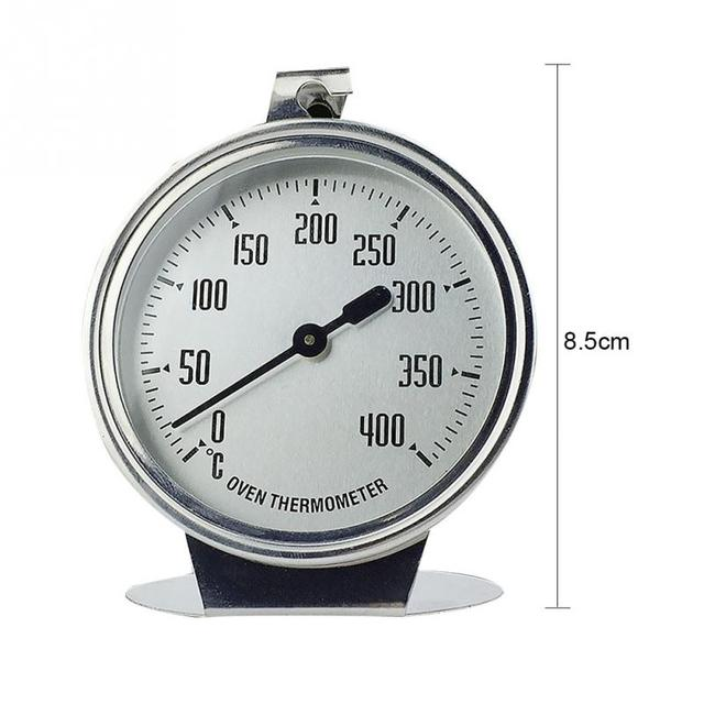 Food Cooking Measuring Device Stainless Steel Oven Thermometer Baking Household