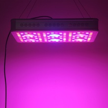 Customized full spectrum hydroponic greenhouse Switches Veg/Bloom 400w with high PPFD Led Grow Light for Indoor Plants