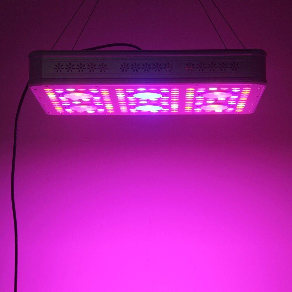 Işıklar ve Aydınlatma'ten LED Büyüyen Işıklar'de Özelleştirilmiş tam spektrum hidroponik sera Anahtarları Veg/Bloom yüksek PPFD ile 400 w Kapalı Bitkiler için Işık Büyümeye Yol Açtı title=