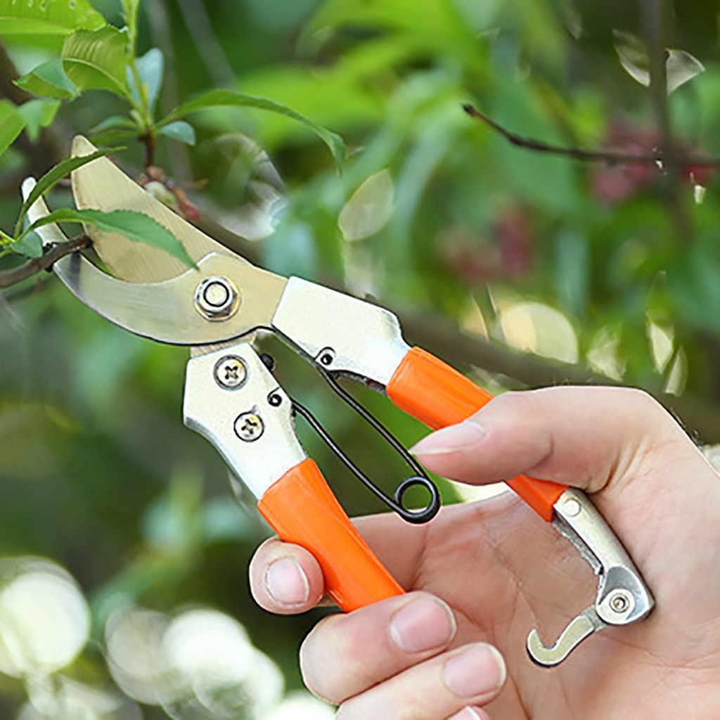 10 шт Сад земледелия Серпы Ножничные дерево прививки садовые инструменты вакцинации секаторы ножницы ручной инструмент
