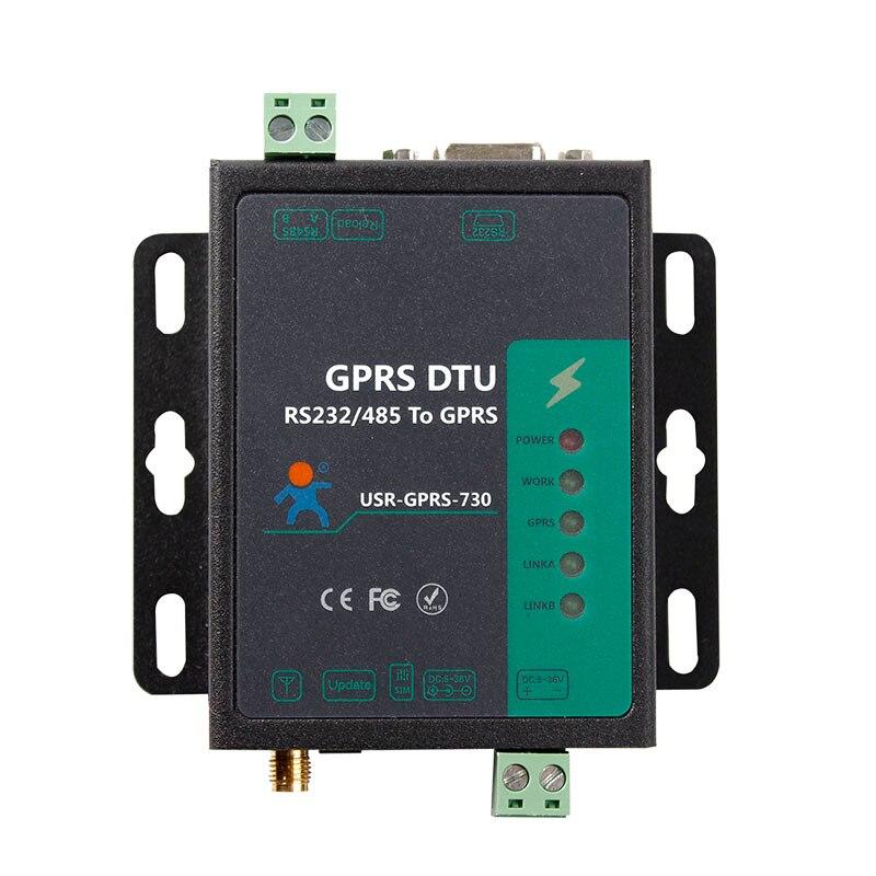 USR-GPRS232-730 USR-GPRS232-730 GSM/GPRS DTU Seriale convertitore GSM con RS232 RS485 Libera La NaveUSR-GPRS232-730 USR-GPRS232-730 GSM/GPRS DTU Seriale convertitore GSM con RS232 RS485 Libera La Nave