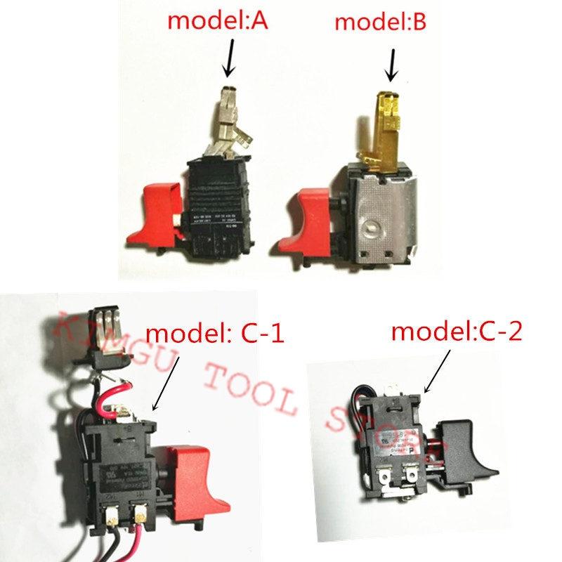 Speed Control Switch For BOSCH PSR14.4-2 PSR12-2 GSR12V GSR9.6 GSR14.4VES-2 3310 3610 GSR12VES-2 GSR7.2 PSR14.4VES-2 PSR12VES-2Speed Control Switch For BOSCH PSR14.4-2 PSR12-2 GSR12V GSR9.6 GSR14.4VES-2 3310 3610 GSR12VES-2 GSR7.2 PSR14.4VES-2 PSR12VES-2