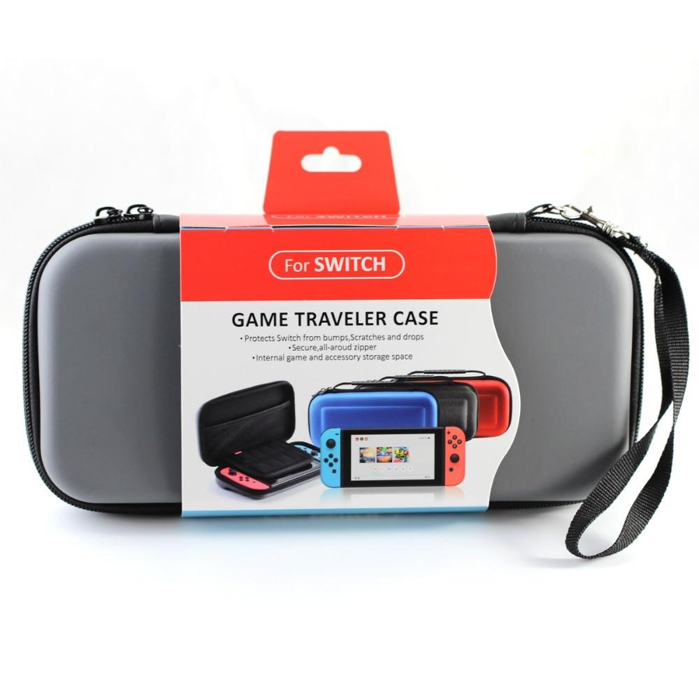 Hard EVA Travel Portable Case Қорғаныс корпусы - Ойындар мен керек-жарақтар - фото 5