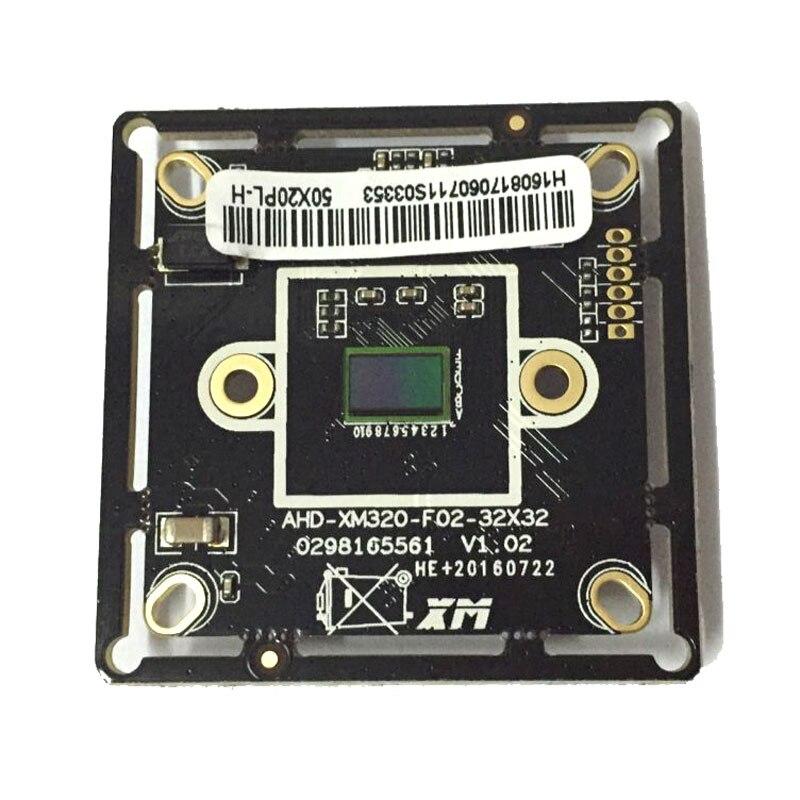 HD 2.0mp AHD CCTV Camera Module 2MP 1920x1080p 1/2.8 CMOS sensor Security PCB board + 2.8-12mm 3mp lens hd 1mp bullet 1200tvl camera module ahd board pcb 3 6mm lens ahd camera