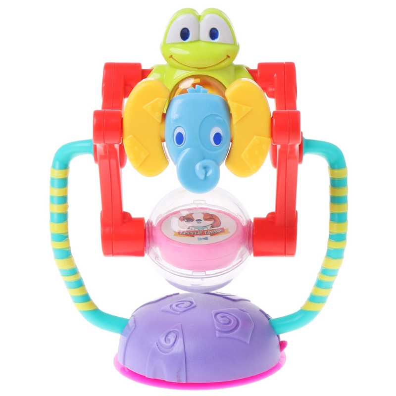 Baby Toys Wheel Rattles Baby Stroller Toys Toddler Toys Education Toy Kids ...