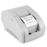 D'origine ZJ 5890 k 58mm thermique pirnter POS Réception Imprimante commerciale de détail POS systèmes POS 5890 K avec USB port